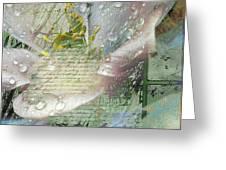 POP VI Greeting Card by Yanni Theodorou