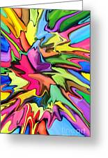 Popsicle Greeting Card by Chris Butler
