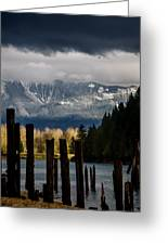 Potential - Landscape Photography Greeting Card by Jordan Blackstone