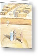 Presentation Greeting Card by John Meng-Frecker