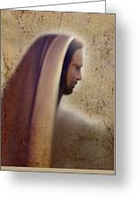 Prince Of Peace Greeting Card by Kume Bryant