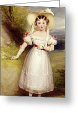 Princess Victoria Greeting Card by Stephen Smith
