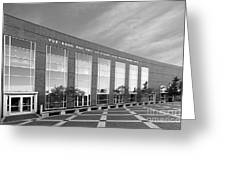 Purdue University Pao Hall  Greeting Card by University Icons