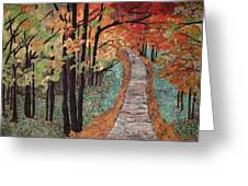 Radiant Beauty Greeting Card by Anita Jacques