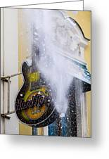 Really Hard Rock - Featured 3 Greeting Card by Alexander Senin