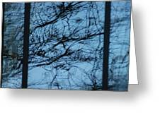 Reflection Greeting Card by Joseph Yarbrough