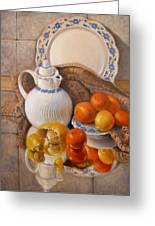 Reflections Greeting Card by Donelli  DiMaria