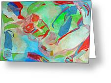 Repose Greeting Card by Diane Fine
