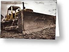 Restore The Shore Greeting Card by Tom Gari Gallery-Three-Photography