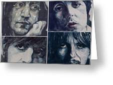 Reunion Greeting Card by Paul Lovering