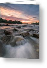 River Of Dreams Greeting Card by Davorin Mance