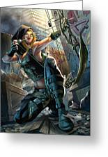 Robyn Hood 05a Greeting Card by Zenescope Entertainment