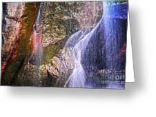 Rocks And Water Greeting Card by Elena Elisseeva