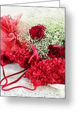 Romance Greeting Card by Stephanie Frey