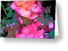 Rose 193 Greeting Card by Pamela Cooper