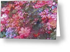 Rose 199 Greeting Card by Pamela Cooper