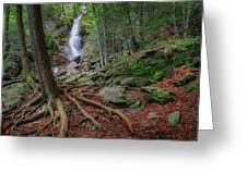 Rough Terrain Greeting Card by Bill Wakeley