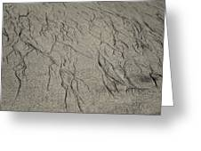 Runes Greeting Card by Kevin Barske