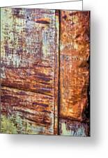 Rust Rules Greeting Card by Steve Harrington