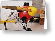 Ryan Pt-22 Recruit Greeting Card by Michelle Calkins
