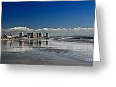 San Diego Greeting Card by Robert Bales