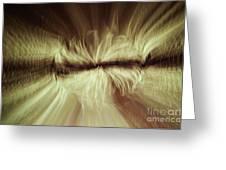 Sandstorm Greeting Card by Nasser Studios