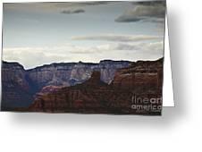 Sedona Landscape Xii Greeting Card by David Gordon