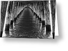 See Forever from Here Greeting Card by Heather Applegate