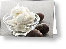 Shea Butter  Greeting Card by Elena Elisseeva