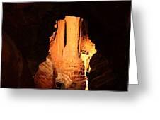 Shenandoah Caverns - 121269 Greeting Card by DC Photographer