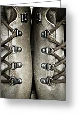 Shoes Greeting Card by Frank Tschakert