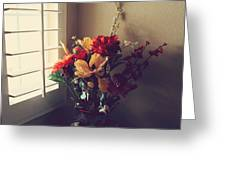 Shutters Greeting Card by Laurie Search