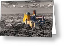 Sintra 02 Greeting Card by Tom Uhlenberg