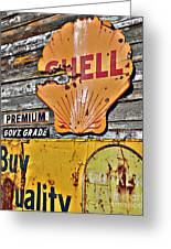 Soft Shell Greeting Card by Lee Craig