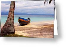 Solo Greeting Card by Bob Hislop