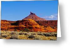 Southern  Utah Greeting Card by Jeff Swan