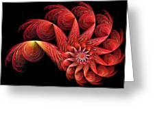 Spinning Greeting Card by Sandy Keeton