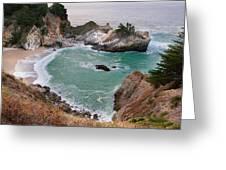 Splendor Of Pfeiffer Beach Greeting Card by Kent Sorensen