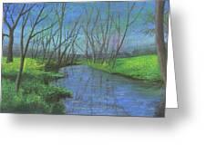 Spring Awakening II Greeting Card by Garry McMichael