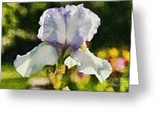 Spring Flowers Greeting Card by George Atsametakis