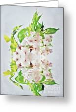 Spring Inspiration Greeting Card by Angela Doelling AD DESIGN Photo and PhotoArt