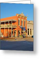 Square Books Oxford Mississippi Greeting Card by Joshua House