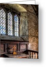 St Celynnin Church Greeting Card by Adrian Evans