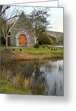 St. Finbarr's Oratory Greeting Card by Thomas Glover