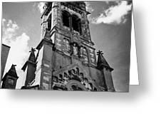 St Josephs chapel sailortown Belfast Northern Ireland UK Greeting Card by Joe Fox