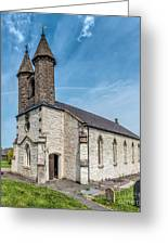 St Michael Church Greeting Card by Adrian Evans