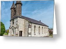 St Michael Church Greeting Card by Adrian Evans