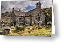 St Michaels Church Greeting Card by Adrian Evans