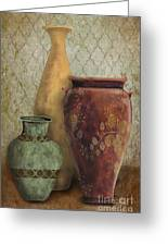 Still Life-g Greeting Card by Jean Plout