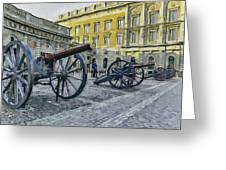Stockholm 2 Greeting Card by Yury Malkov